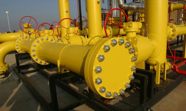 gasovod snabdevanje