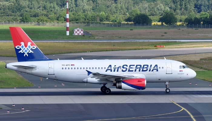 AirSerbia Kinezi