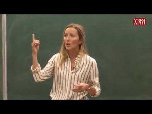 Jelena Đoković, predavanje