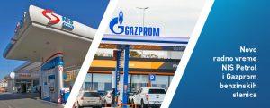 benzinske pumpe vanredno stanje