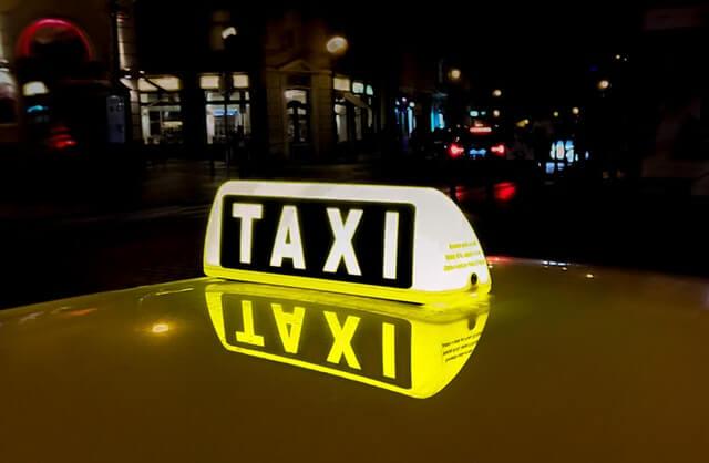 linijski taksi