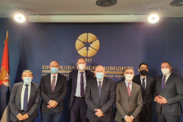 privredna komora Maroko Vojvodina